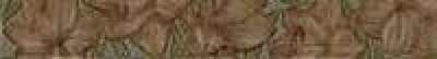Бордюр Лилия стеклянный фисташковый 6x40 фисташковый