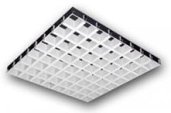 Албес Грильято - растровый потолок GL15