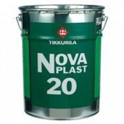 Новапласт 20 ремонтная краска