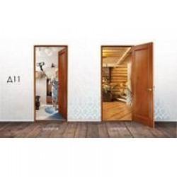 Дверные накладки 3Д ВИКТОРИЯ 600\700\800х2010х3,2мм Д11
