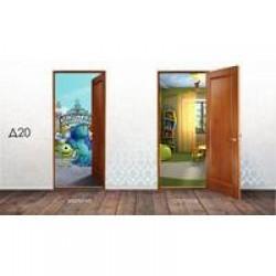 Дверные накладки 3Д ВИКТОРИЯ 600\700\800х2010х3,2мм Д20