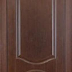 Двери «ДОП№1», Модель:Porta Classic «Constancia», полотно глухое, орех темный, орех миланский, 550-700 мм