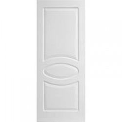 Двери Ампир, (полотна фрезерованные под стекло) дго,дгм,док-2, белый