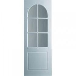 Двери Ампир, полотна  фрезерованные дкр-2,дон-2, белый