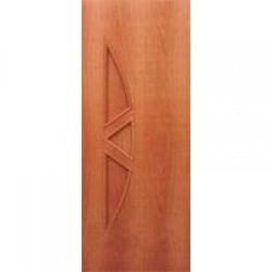Двери «Verda», Модель «С-01», полотно глухое / остекленное, орех  миланский, итальянский, 550-900 мм