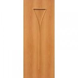 Двери «Verda», Модель «С-04» («Рюмка»), полотно глухое / остекленное, груша, орех  миланский, итальянский, 550-900 мм