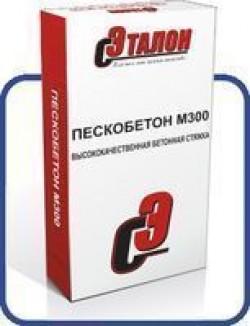 Пескобетон «Эталон» М-300 (50 кг)