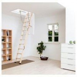 Лестница чердачная VELUX Velta Эконом NLL 2030 284см