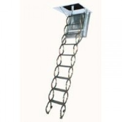 Fakro Металлическая огнестойкая лестница LSF *