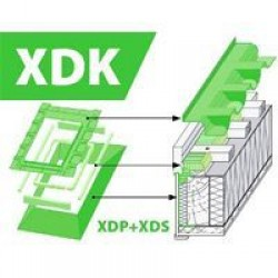 Fakro Комплект XDK гидро- пароизоляционный