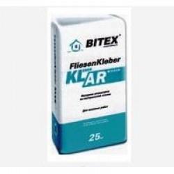 BITEX Клей фасадный  Fassadenkleber KLAR 500 (мешок)